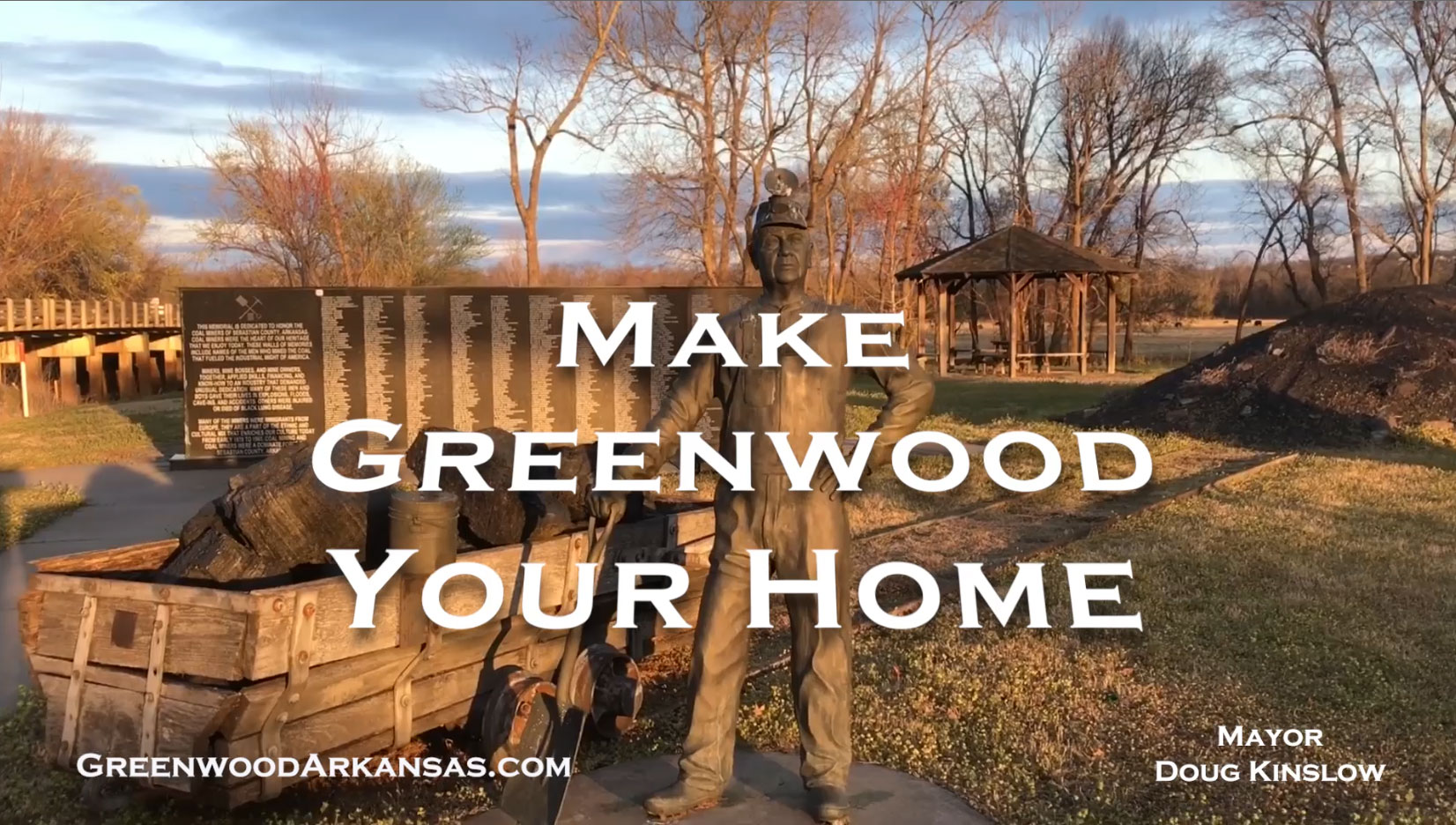 Make Greenwood Your Home
