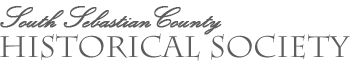 South Sebastian County Historical Society Logo